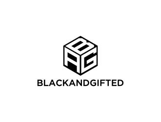 blackandgifted logo design