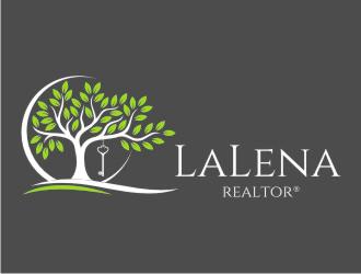 LaLena Realtor logo design winner