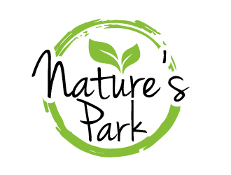 Natures Park logo design