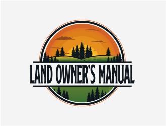 Land Owners Manual logo design by Alfatih05