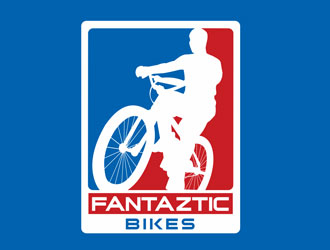 Fantaztic bikes logo design