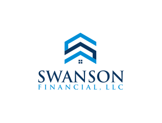 Swanson Financial, LLC logo design
