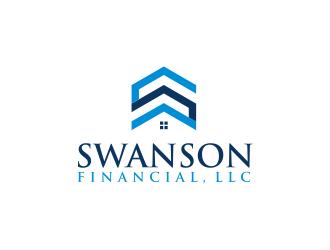 Swanson Financial, LLC logo design