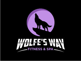 Wolfes Way logo design