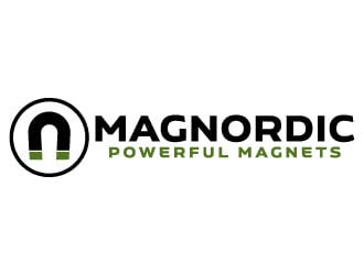 Magnordic logo design winner