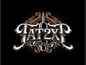 TAT2XL logo design winner