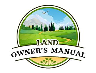 Land Owners Manual logo design winner