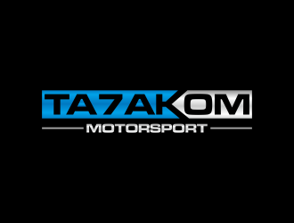 Ta7akom Motorsport logo design winner