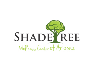 Shadetree Wellness Center  logo design by zinnia