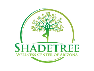 Shadetree Wellness Center  logo design by jaize