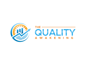 The Quality Awakening logo design winner