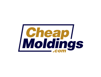 cheapmoldings.com logo design