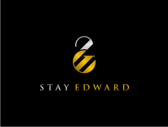 Stay Edward logo design