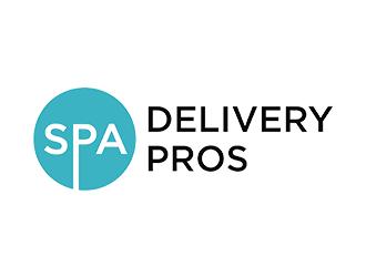 Spa Delivery Pros logo design by EkoBooM