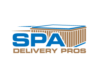 Spa Delivery Pros logo design by jaize