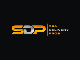 Spa Delivery Pros logo design by bricton