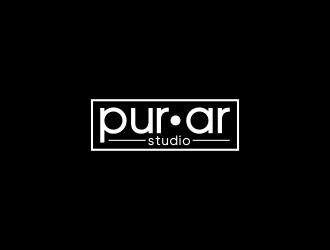 pur•art studio (purart studio) logo design by graphicstar