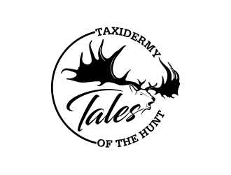 Tales of the Hunt logo design