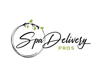 Spa Delivery Pros logo design by Gwerth