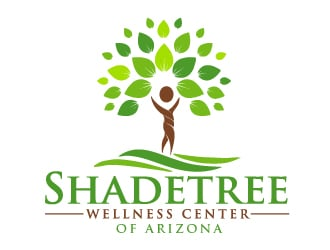 Shadetree Wellness Center  logo design winner