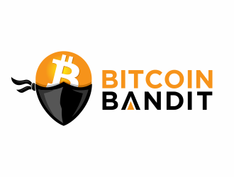 Bitcoin Bandit logo design winner