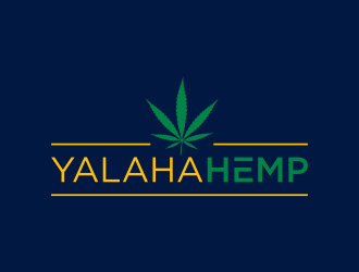 Yalaha Hemp logo design winner