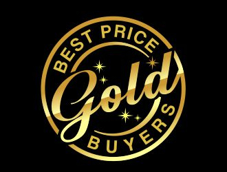 Best Price Gold Buyers logo design