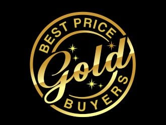 Best Price Gold Buyers logo design winner