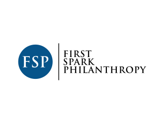 First Spark Philanthropy logo design winner