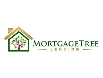 MortgageTree Lending  logo design by PrimalGraphics