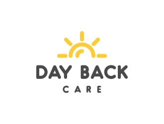 DAYBACK CARE logo design