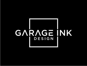 Garage Ink logo design by johana
