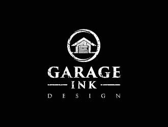 Garage Ink logo design by aryamaity