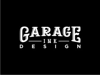 Garage Ink logo design by sodimejo