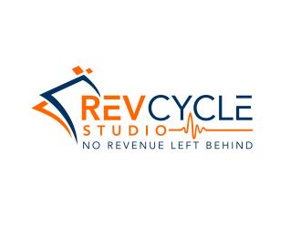 Rev Cycle Studio logo design