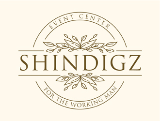 Shindigz logo design