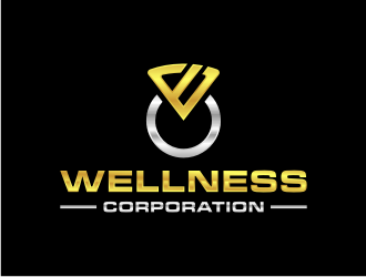Wellness Corporation logo design