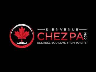 Chez Pa.com logo design winner