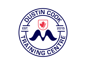 DC Training Centre logo design
