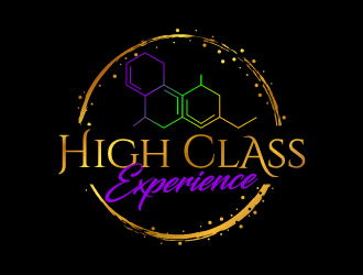 High Class Experience  logo design winner