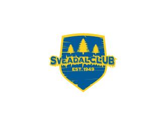 SveadalCLUB est. 1949 logo design by ArRizqu