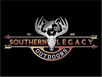 Southern Legacy Outdoors LLC. logo design winner