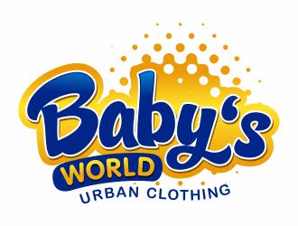Baby's  logo design