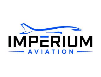 Imperium Aviation logo design