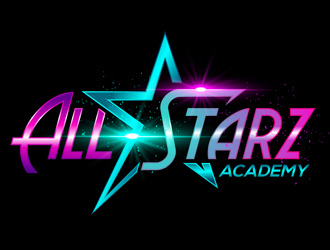 All Starz Academy logo design