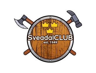 SveadalCLUB est. 1949 logo design by uttam