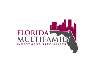 Florida Multifamily logo design