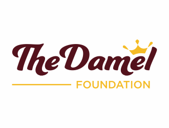 The Damel Foundation logo design