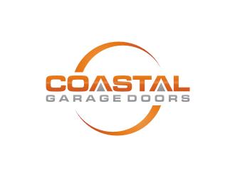 Coastal Garage Doors logo design by muda_belia