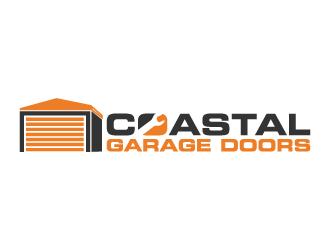 Coastal Garage Doors logo design by jaize